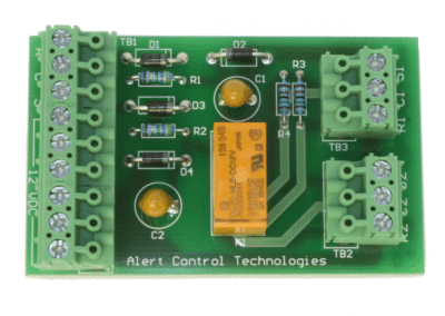 A.C.T. Latching Relay PCB